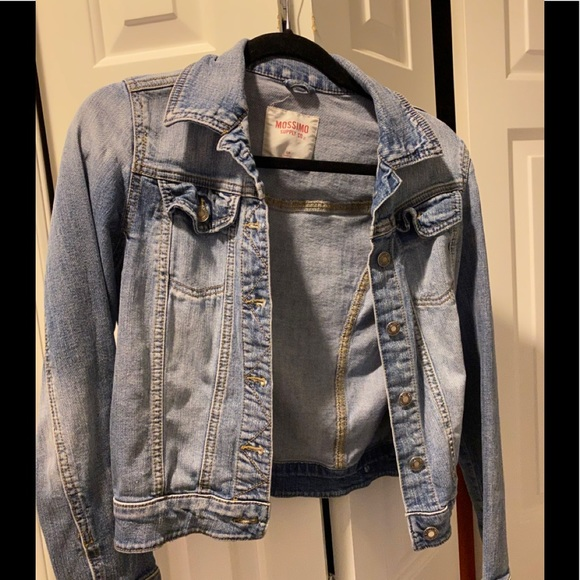 Mossimo jeans jacket size small